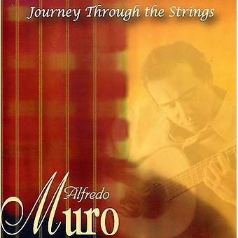 Alfredo Muro - rejse gennem strenge [CD] USA import