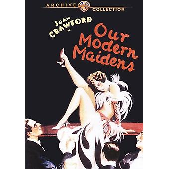 Our Modern Maidens [DVD] USA import
