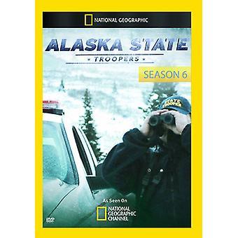 Importazione USA Alaska State Troopers stagione 6 [DVD]