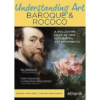 Understanding Art: Baroque & Rococo [DVD] USA import