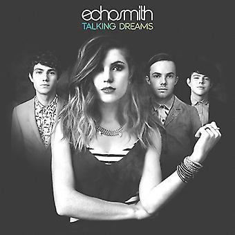 Echosmith - hablando de importación de los E.e.u.u. de sueños [CD]