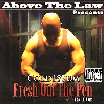Ovennævnte lov præsenterer: kold 187Um - frisk ud Pen [CD] USA import