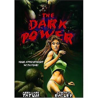 Mørke magt [DVD] USA importerer