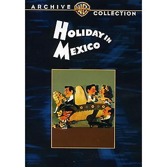 Holiday in Mexico [DVD] USA import