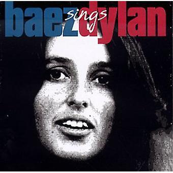 Joan Baez - importazione USA Baez canta Dylan [CD]