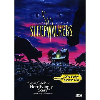 Sleepwalkers [DVD] USA import