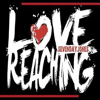 Seven Day Jones - Love Reaching [CD] USA import