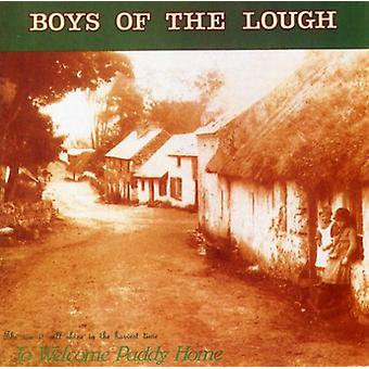 Boys of the Lough - To Welcome Paddy Home [CD] USA import