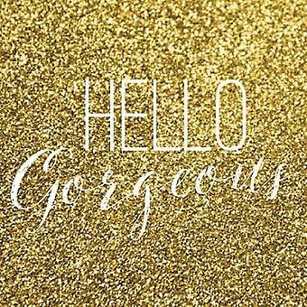 Hei nydelig Poster trykk av Gigi Louise