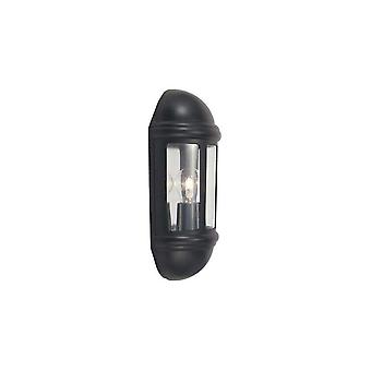 Ansell Latina Polycarbonate 42W E27 Black