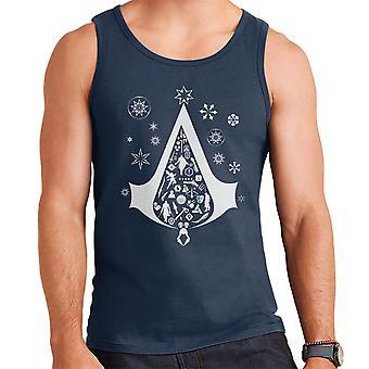 Juletræ Assassins Creed mænds Vest