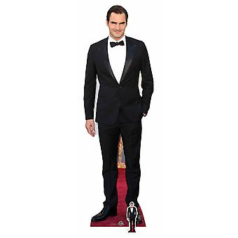 Roger Federer Lifesize Cardboard Cutout / Standee