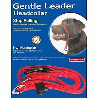 Gentle Leader Collar Large Red