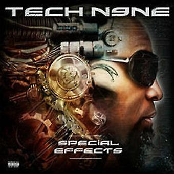 Tech N9NE - særlige Effects(Dlx) [CD] USA importerer