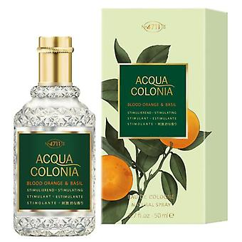 4711 4711 Acqua Colonia Blood Orange Basil Eau De Cologne 50Ml