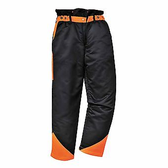 Portwest - オーク チェーンソー安全作業服ズボン