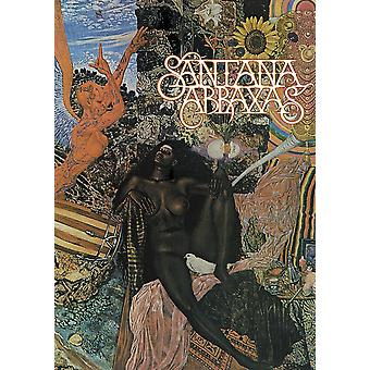 Santana Abraxas Poster Poster Print
