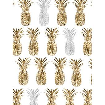 Ananas leven VII Poster Print by Studio W (13 x 19)