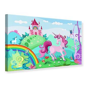 Canvas Print Princesses Dream