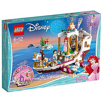 Lego Disney Ariels Royal Celebration boot 41153