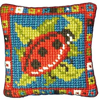 Liten Ladybird Needlepoint Kit