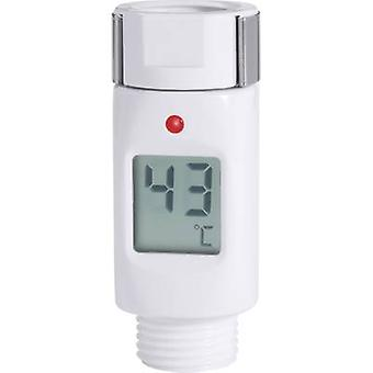 Shower thermometer Renkforce White