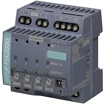Electronic fuse Siemens 6EP1961-2BA31 3 A No. of outputs: 4 x
