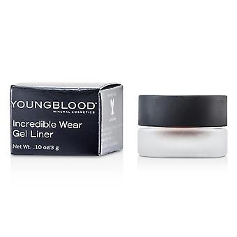 Youngblood incroyable porter Gel Liner - # Sienna 3g / 0,1 oz