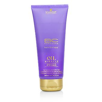 Schwarzkopf BC Oil Miracle Barbary Fig Oil Oil-In-Shampoo (For Very Dry and Brittle Hair) 200ml/6.7oz