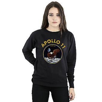 NASA Frauen klassische Apollo 11 Sweatshirt