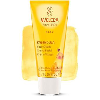 Weleda Baby calendula facial cream 50 ml