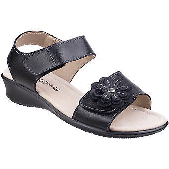 Fleet & Foster Womens/Ladies Sapphire Touch Fastening Comfort Sandals
