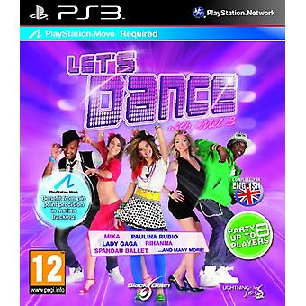 Lets Dance with Mel B (PS3) - Factory Sealed