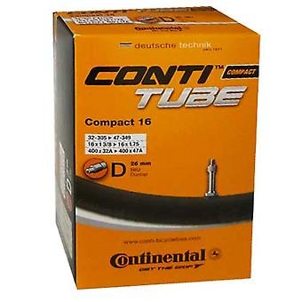 Continental bicycle tube Conti TUBE compact 16