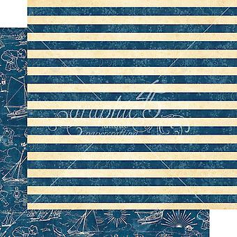 Sun Kissed Double-Sided Cardstock 12