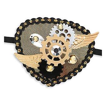 Eyepatch steampunk accessory