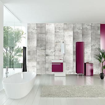 Wallpaper - Concrete mosaic