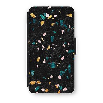 iPhone XS Flip Case - terrazo N ° 10