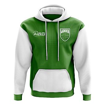 Ladonia Concept Country Football Hoody (Green)