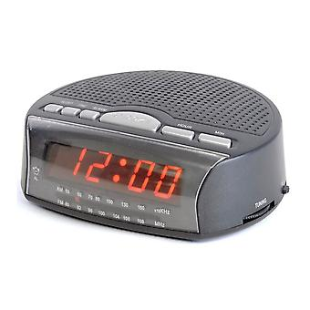 Lloytron J2006BK Electric Operation Daybreak Radio Alarm Clock