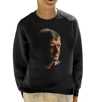 TV Zeiten Michael Parkinson 1976 Kinder Sweatshirt