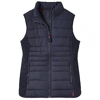 Joules Joules Fallow Womens Padded Gilet With Funnel Neck S/S 19