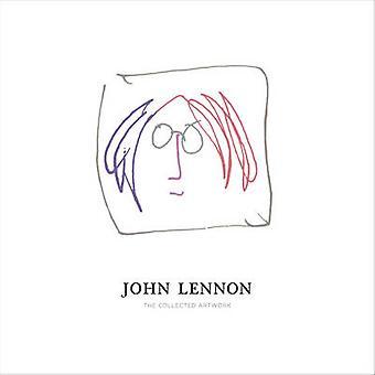 John Lennon - de verzamelde Artwork door Scott Gutterman - John Lennon-