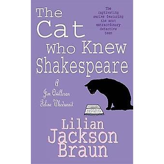 El gato que sabía a Shakespeare por Lilian Jackson Braun - 9780747250388
