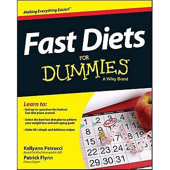 Snabba dieter för Dummies av Kellyann Petrucci - Patrick Flynn - 9781118