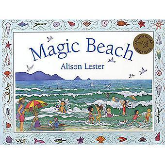 Magic Beach av Alison Lester - Alison Lester - 9781741144888 boka