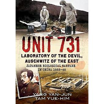 Unit 731 - Laboratory of the Devil - Auschwitz of the East (Japanese B