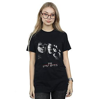 Lost Boys damernas affisch Mono Boyfriend Fit T-Shirt