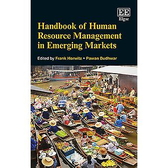 Handbook of Human Resource Management i tillväxtmarknader av Frank Ho