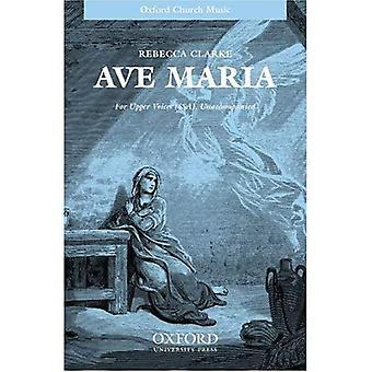 Ave Maria: Vocal score